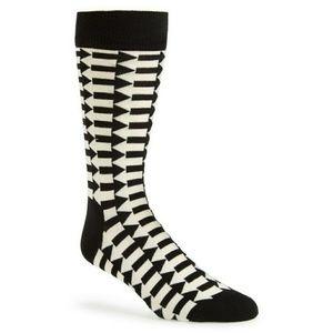 Happy Socks Unisex Arrow Direction Socks